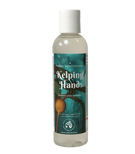 CPS Kelping Hands hand sanitizer product